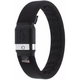 Litelok Skin til Litelok Gold Wearable Small, black/reflex